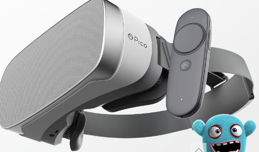 1億6,750万元シリーズA完了、最新型VRヘッドセットPico G2販売へ
