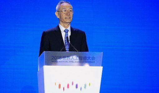 中国のAI企業1000社突破。中国副首相「2030年には世界の企業の7割がAI導入」