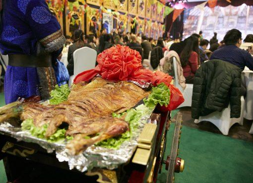「羊の丸焼き」でブランド化に成功した中国の食肉卸業者