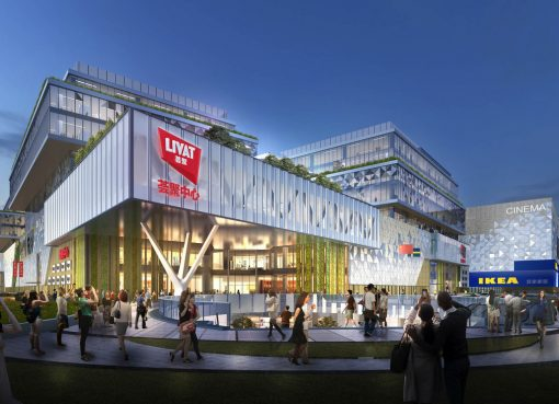 IKEA、上海に商業施設を建設 投資額は約1300億円
