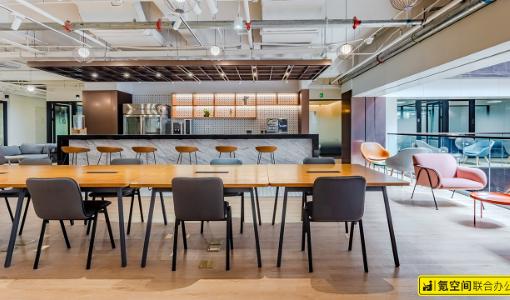 シェアオフィス「氪空間」:業績好調、契約金額は12月だけで16億円を突破