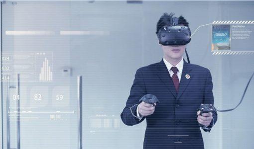 VRが法廷を変える、「源極科技」の司法現場向けVR技術