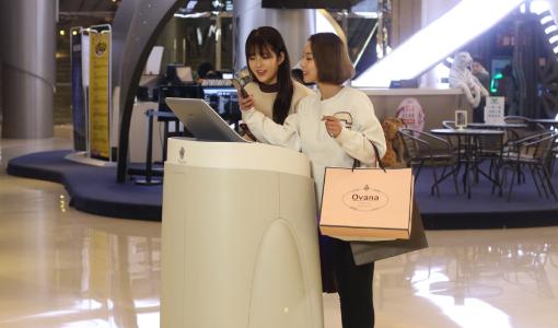 移動式自動販売ロボットの「越凡創新」:シリーズAで数億円を調達