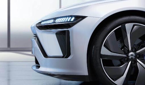 EVメーカー「蔚来」:上海モーターショーで新型車を展示