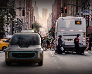 経済的かつ高耐久性のモビリティサービス企業向け業務車両 「Open Motors」がモジュール型EVを開発