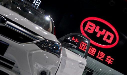 BYDの2019年上半期売上高は9300億円 好調の新エネルギー車でトヨタと協業も