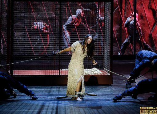 中国ミュージカル市場に熱視線、「ノートルダム・ド・パリ」の観客動員数10万人に上がる