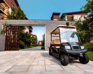 コストは同業他社より65%減、低速自動運転車でスマート輸送を目指す「風図智能」