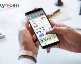 ネット接続にSIMカードは不要 世界各国に対応するSkyroamのモバイルWi-Fiルーター