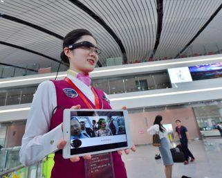 顔認証・自動駐車 スマート空港に新商機、センスタイム等ハイテック企業が次々参入