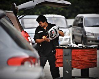 市内即時配送サービスを強化する「順豊」 コーヒーは17分、ユニクロは1時間以内で配達