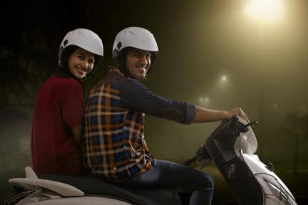インドのバイク配車サービス「Rapido」:シリーズBで約60億円を調達