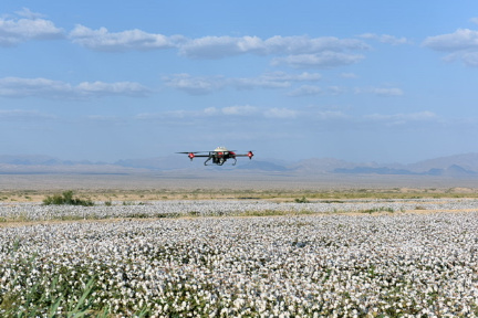 DJIと対抗 XAIRCRAFT(極飛科技)のドローンがスマート農業へ進撃
