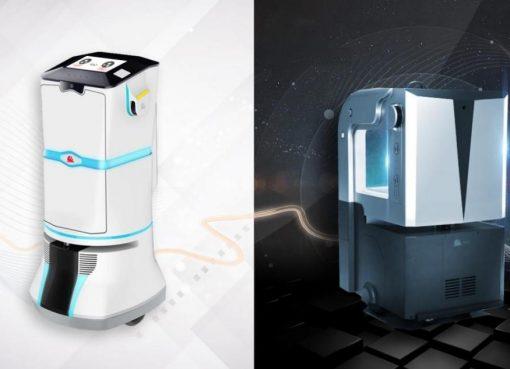 配送ロボットの「Uditech」が数億円を調達 カラオケルームではトップシェア