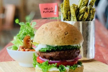 香港のヴィーガンショップ「Green Common」が中国本土市場狙う、主力商品は豚肉の代替肉