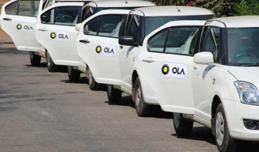 ソフトバンク出資の印ライドシェア大手「Ola」、自動運転車シェアリングサービスをローンチ