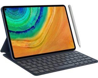 ファーウェイの新型タブレット「MatePad Pro」の情報がリーク、見た目はiPad Proに酷似