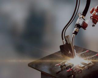 「敏越科技」、溶接ロボットにAIの「目」と「脳」を