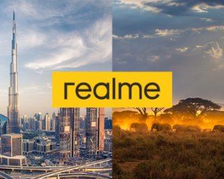 OPPO系の格安スマホブランド「realme」、注目のアフリカ・中東市場に本腰