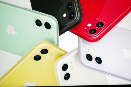 AR体験の向上へ iPhone 12でToFカメラ搭載か