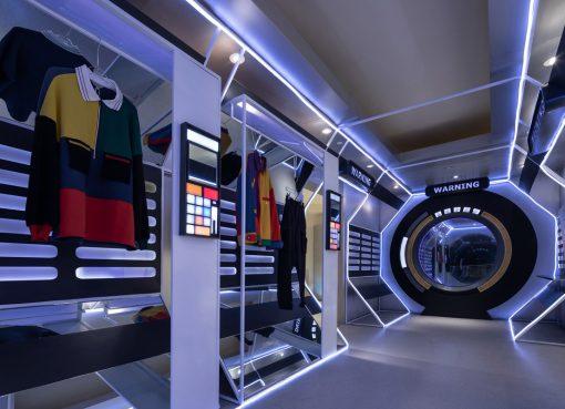ユニセックスファッションブランド「bosie」、男女共通のサイズとデザインで若者に人気