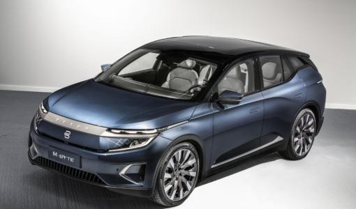ライバルはテスラModel 3 バイトンが初の市販車の欧州価格を発表