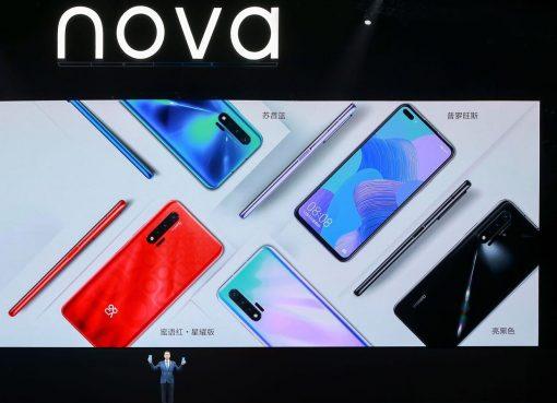 ファーウェイが5Gスマホ「nova 6 5G」をリリース、価格は約5万9000円から 自撮り機能を強化