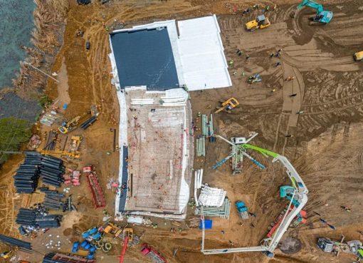 武漢の新型肺炎専用病院、5G環境整う ファーウェイ等とスマート医療推進