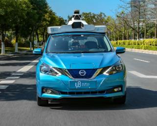 中国自動運転トップレベルの「ウィーライド」、ロボタクシー試験走行が100万キロ超え