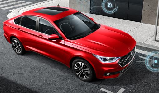 ファーウェイのスマートカーソリューションを世界初搭載、GMと上海汽車の合弁会社新車に