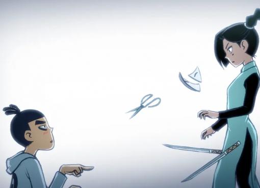 海外進撃の中国アニメ、「シザー・セブン(刺客伍六七)」が Netflix に登場 日本語吹き替え版も