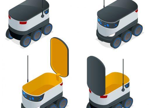 新型肺炎、病棟で活躍する配膳ロボットの現状と課題