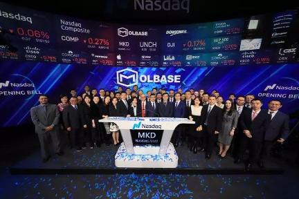 化学品ECプラットフォーム「摩貝(MOLBASE)」がナスダック上場、時価総額は670億円超