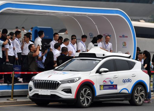 北京での自動運転公道実証 2年間で100万キロ超 バイドゥが断トツの1位