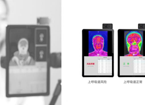 赤外線画像一枚で健康リスクがわかる、経絡AI+サーモグラフィーによるスクリーニング検査