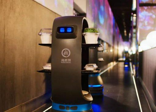 飲食店の無人化が加速、中国「KEENON 」の配膳ロボットが日本でも採用