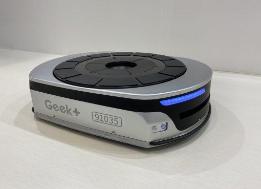 AI物流ロボットで日本トップシェアを握る中国「Geek+」、経営者が語る今後の展望