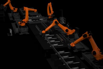 建設ロボットソリューションの「大界機器人」、3兆円規模のスマート製造市場に挑む