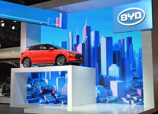 BYD、日野自動車と合弁会社を設立 電動商用車を2025までに市場投入