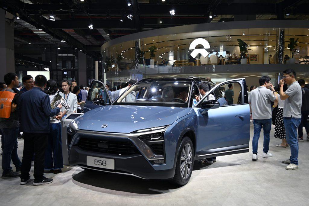 EVメーカー「NIO」、バッテリー資産管理会社を新設 車載電池最大手CATLが出資 | 36Kr Japan | 中国No.1スタートアップメディア日本版