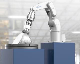 日欧大手独占の中国研磨ロボット市場、新興企業「KAANH」が挑む