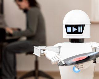 先頭を走る中国家庭用サービスロボット市場、2020年下半期に新たな成長の兆し