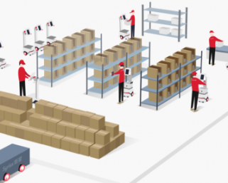 物流倉庫の鍵 搬送ロボット開発の「Syrius」が10億円以上を調達 日本でもサービス開始