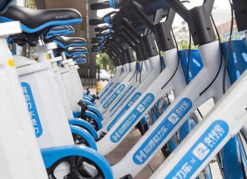 シェアサイクルが電動化で息吹き返す 中国、共有経済の新しい戦い(下)