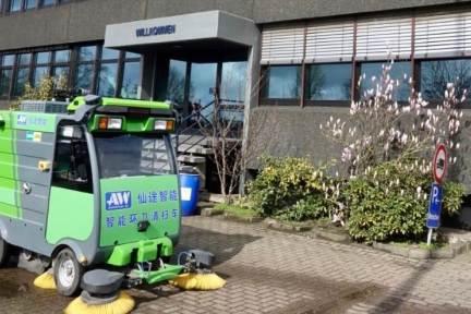 自動運転清掃車の「Autowise.ai」、スイスのメーカーと合弁企業を設立し欧米市場進出