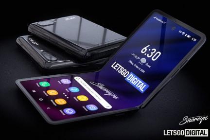 ファーウェイ、新型折り畳みスマホ「Mate V」発売か Galaxy Z Flipにそっくり
