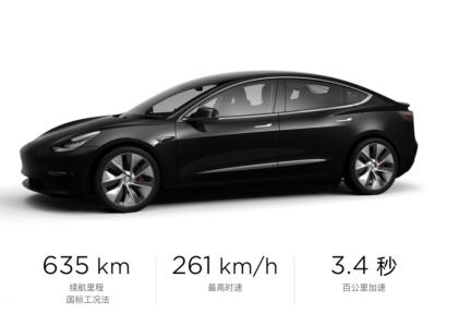 中国テスラ、現地産「モデル3」高性能版を公表も、評判はイマイチ