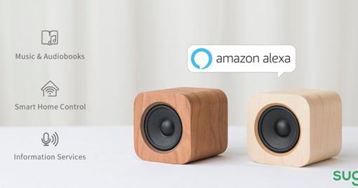 遠くから音声のノイズを除去、中国新興企業がアマゾン「Alexa」にも技術提供