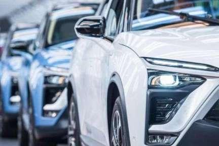 中国EV「NIO」の株価うなぎ上り、四半期の納車が初の1万台を突破