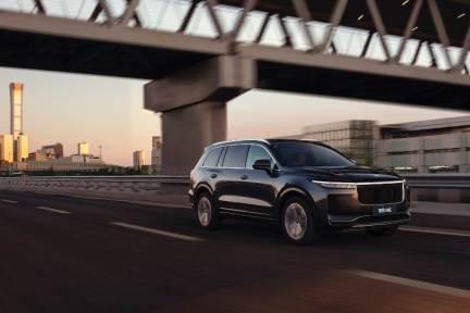 中国EVメーカーで2社目、理想汽車がナスダック上場へ
